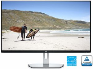 Dell S2719H monitor with built-in speakers