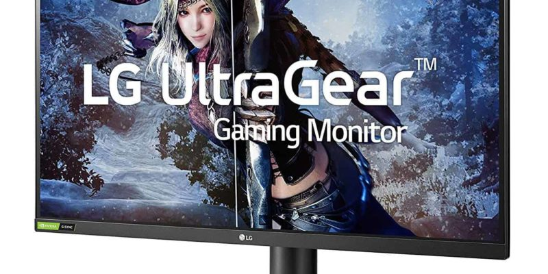 "LG 27GL83A 27"" inches Monitor"