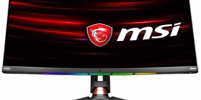 "MSI Optix mpg341cqr 34"" monitor"