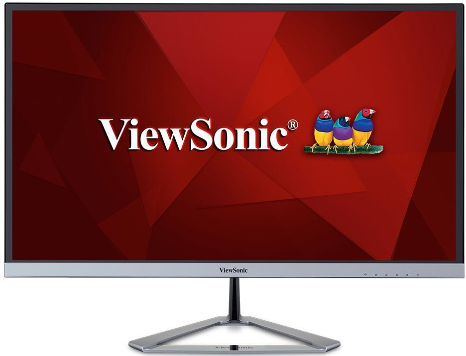 ViewSonic VX2476-SMHD review - best monitor for eyes
