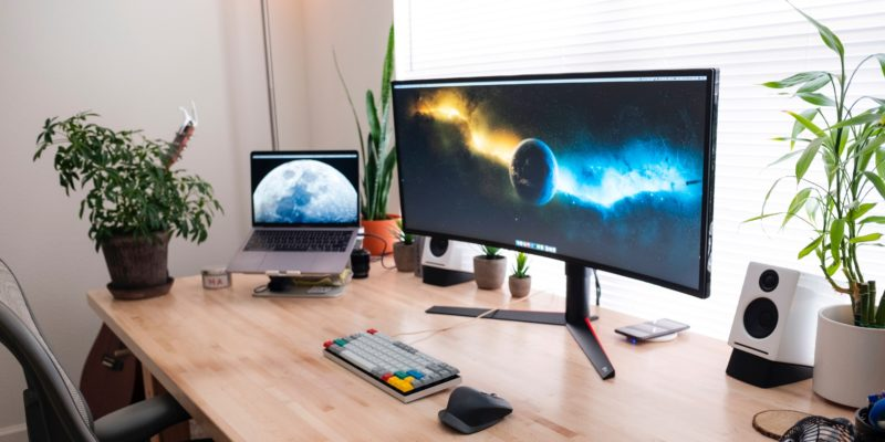 best monitors for watching movies