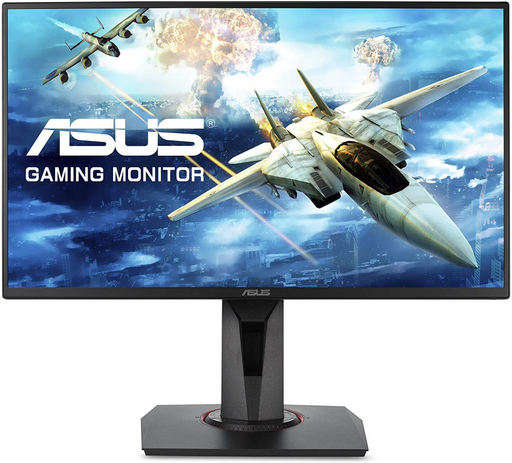 ASUS VG258Q 24 Inch 1080p 144Hz Gaming Monitor review