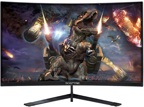 Sceptre 27 Inch Curved Budget 1080p 144Hz Gaming Monitor review